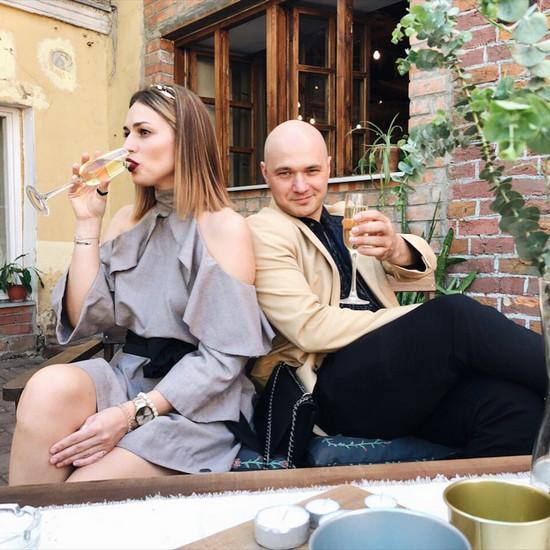 Кирилл Плетнев и Нино Нинидзе сыграли свадьбу