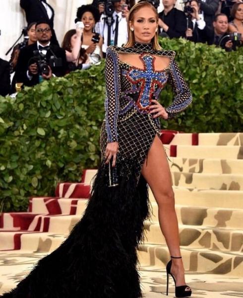 Дженнифер Лопес часто критиковали за внешность в начале карьеры