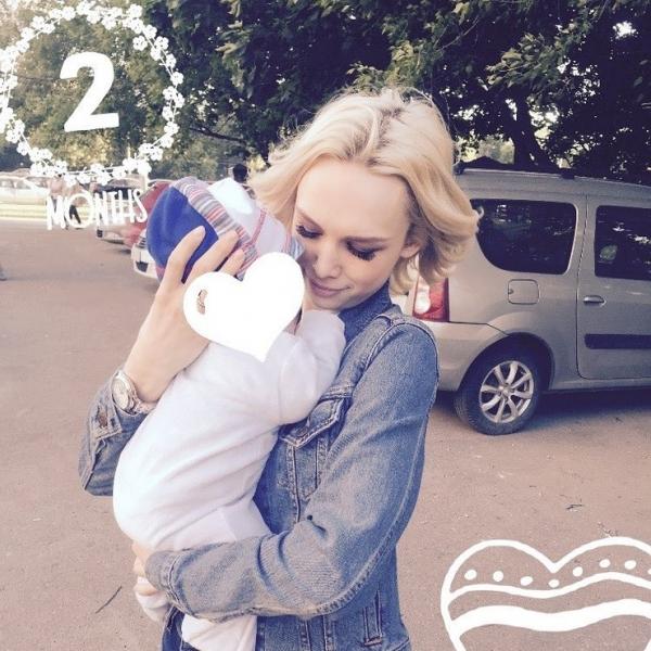 Диана Шурыгина станет крестной мамой для правнука Олега Стриженова