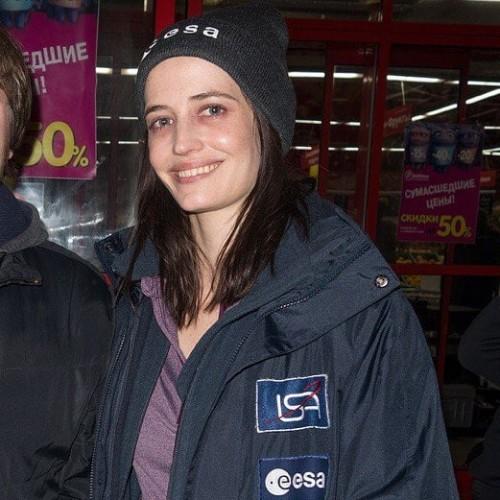 Что Ева Грин и Мэтт Диллон делают в Московской области?