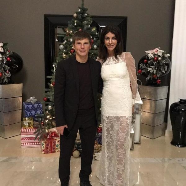 Жена Андрея Аршавина впервые показала дочь