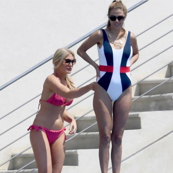 Папарацци шокировали новой порцией пляжных фото Виктории Боня
