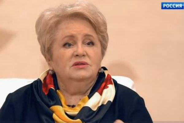 Людмила Гнилова об изменах Александра Соловьева: «Печерникова будто околдовала его»