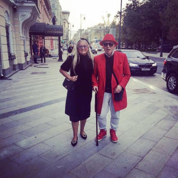 Жена Михалкова пошла на жертвы ради отношений с ним