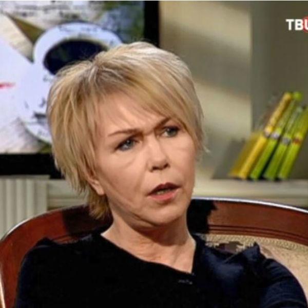 Ксения Стриж не общалась с отцом несколько лет