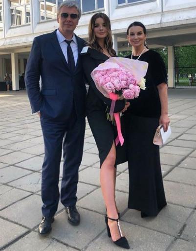 Как дети Стриженовых, Навки и Михалковой прощаются со школой