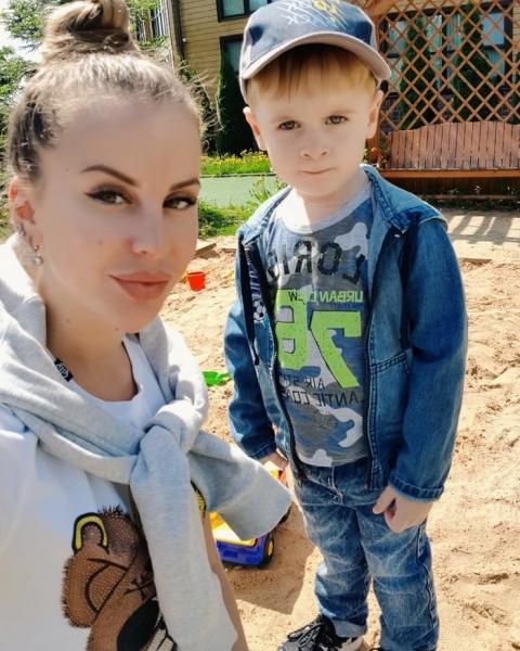 Ольга Ветер держит в секрете от сына наркозависимость отца