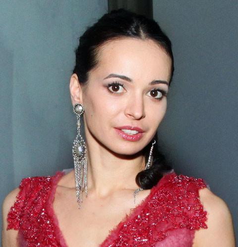 Балерина Диана Вишнева похвасталась стройной фигурой после родов