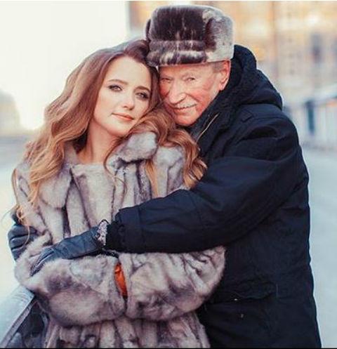 Супруга Ивана Краско резко состарилась