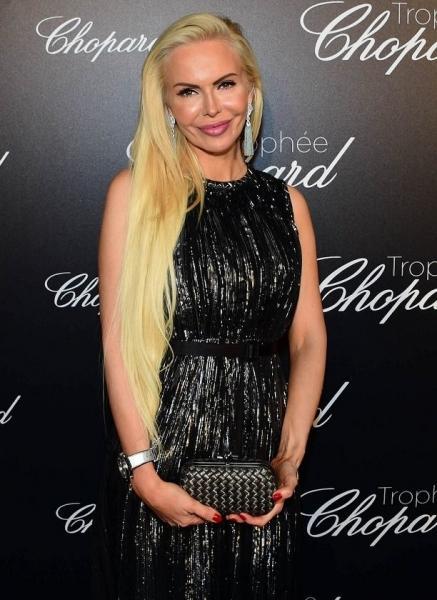 Эффектная красотка Алиса Лобанова блеснула на вечере Chopard