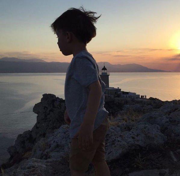 Дмитрий Шепелев поделился милым снимком с сыном
