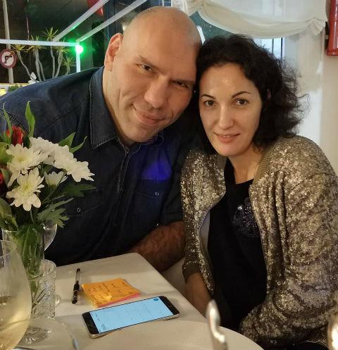 Николай Валуев объяснил, почему женился