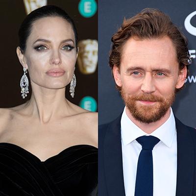 Инсайдер говорит: у Анджелины Джоли роман с Томом Хиддлстоном