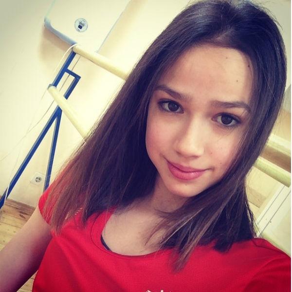 Кабаева призвала Загитову не сдаваться