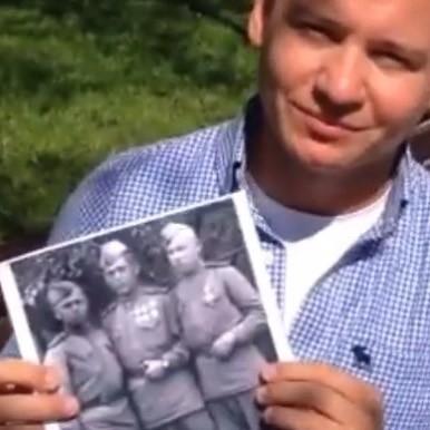 «Бессмертный полк»: звезды показали уникальные фото своих родных