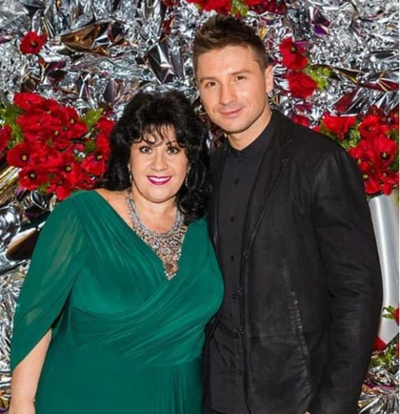 Мама Сергея Лазарева заступилась за сына