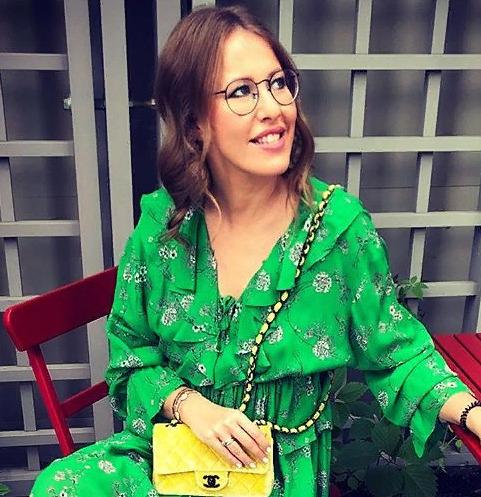 Коллега Ксении Собчак подтвердила ее беременность