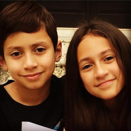 10-летняя дочь Дженнифер Лопес издаст свою книгу