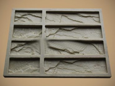 How to make artificial stone — shape, plan of action, the intricacies of the process