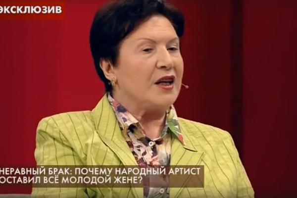 Дочь Михаила Пуговкина подверглась травле и лишилась наследства
