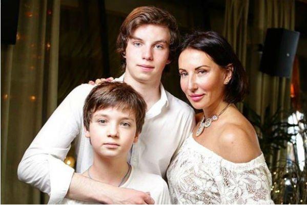 Алика Смехова не смогла выносить ребенка