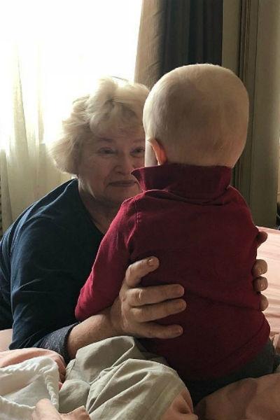 Мать Ксении Собчак о беременности дочери: «Буду рада внуку или внучке»