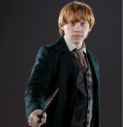 Рон Уизли из «Гарри Поттера» изменился до неузнаваемости