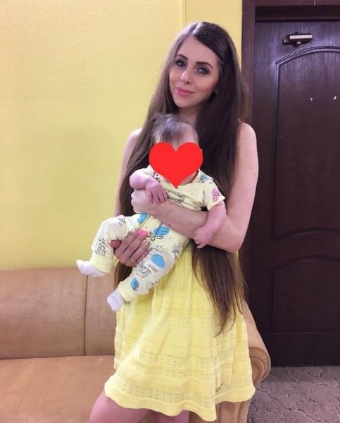 Ольга Рапунцель вместе с новорожденной дочкой будет жить под прицелом камер