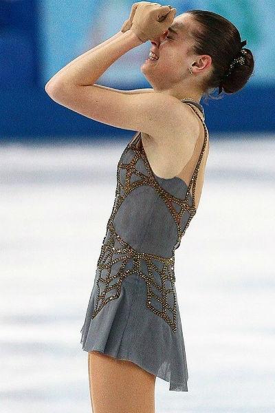 Аделина Сотникова оказалась на грани нервного срыва