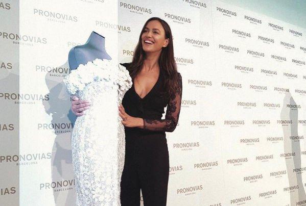 Ирина Шейк поделилась тем, как она начинала в качестве модели