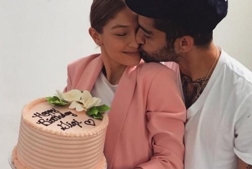 Отношения Джиджи Хадид и Зейна Малика — реклама?