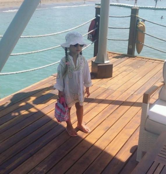 Новая фотография младшей дочери Татьяны Навки вызвал активные обсуждения в Сети