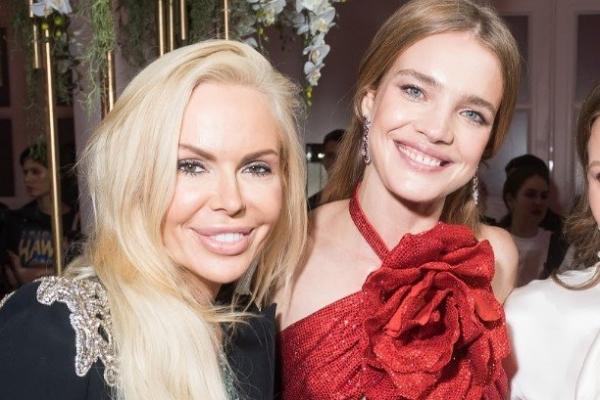 Яна Рудковская и Алиса Лобанова не смогли отказаться от предложения Натальи Водяновой