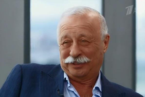 Леонид Якубович признался, что не живет с женой
