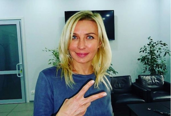 51-летняя Татьяна Овсиенко хочет родить ребенка