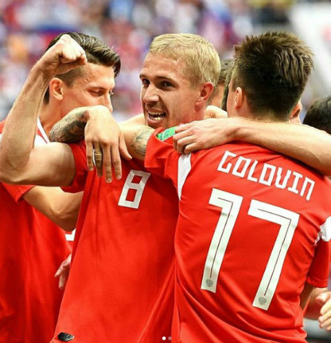 Феномен успеха России и ставки букмекеров: все, что вы хотели знать о Чемпионате мира