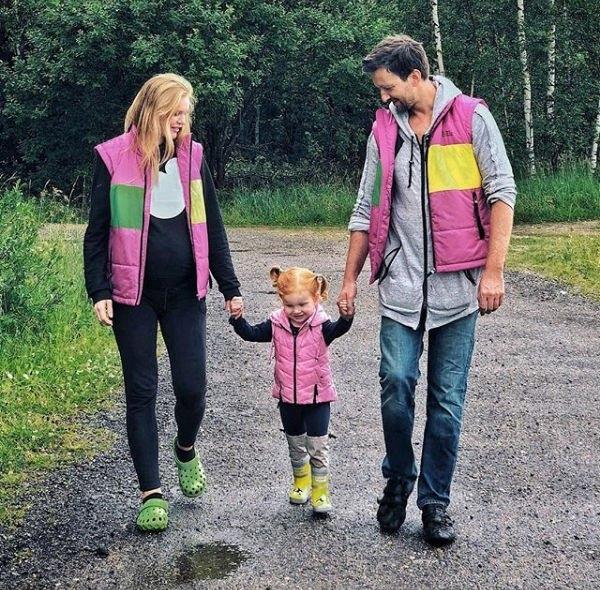 Даже супруг Елены Кулецуой не знает пол будущего ребенка