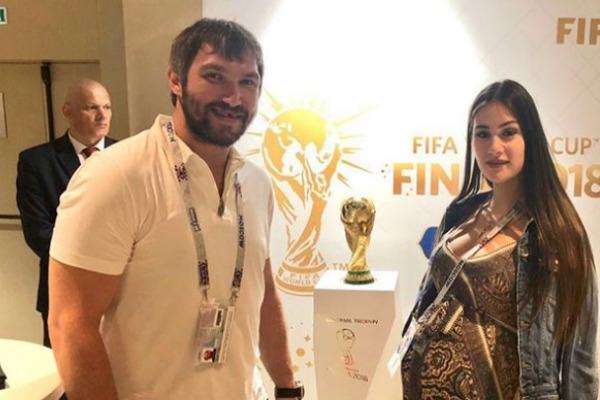 Александр Овечкин возглавил рейтинг Forbes