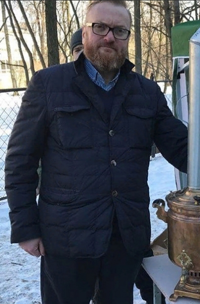 Депутат Госдумы Виталий Милонов посоветовал Бузовой «доить коров»