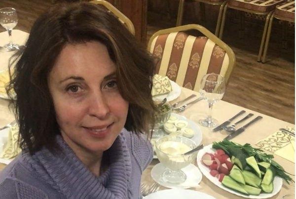 Наталья Сенчукова показала фотографию в купальнике