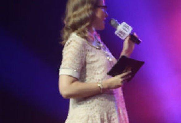 Коллега Ксении Собчак не стала скрывать ее вторую беременность