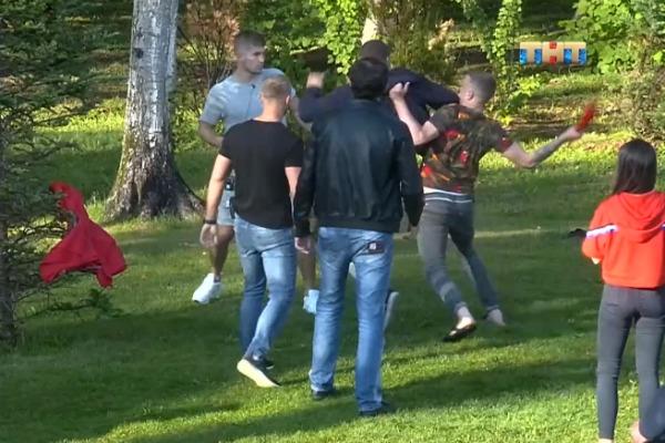 Поклонник Ольги Бузовой жестоко избил участника «ДОМа-2»