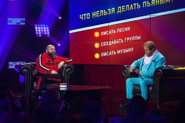 Максим Фадеев: «Попав в окружение голых мужчин, я испытал шок»