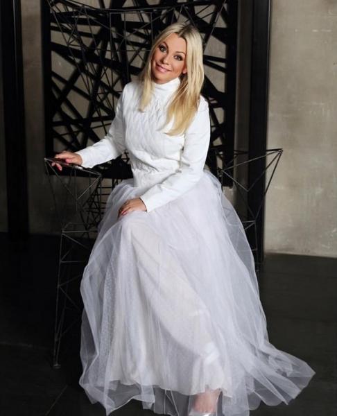 Ирина Салтыкова в свадебном платье привела в восторг поклонников