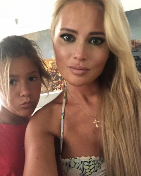 Экс-супруг Даны Борисовой позволит дочке жить с ней