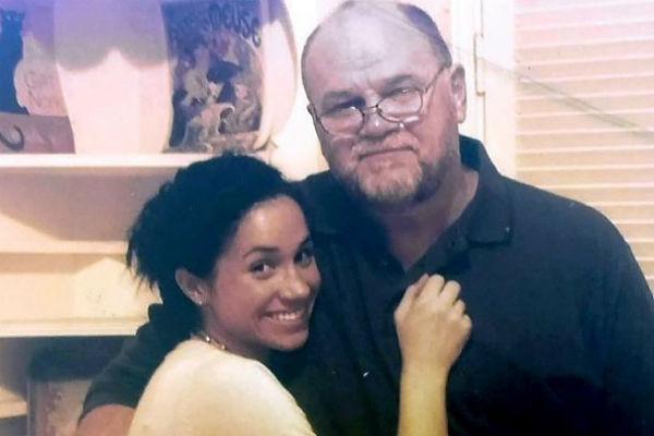 Отец Меган Маркл: «Дочь несчастлива в браке с принцем»