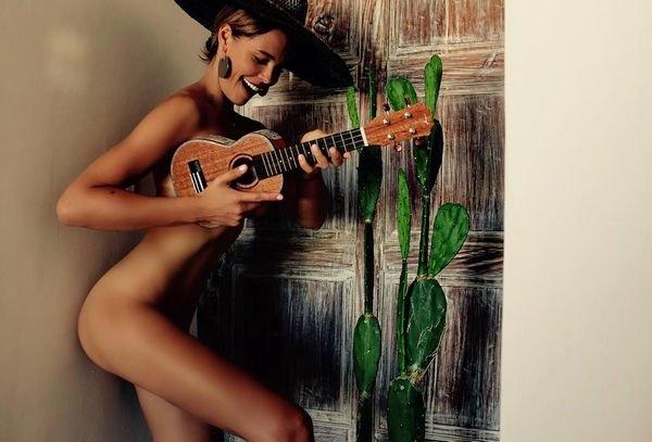 Мария Горбань продемонстрировала свои прелести на отдыхе