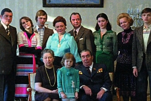 Внука Леонида Брежнева похоронили в Москве