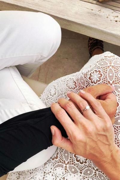 Сын Евгении Добровольской женится на иностранке
