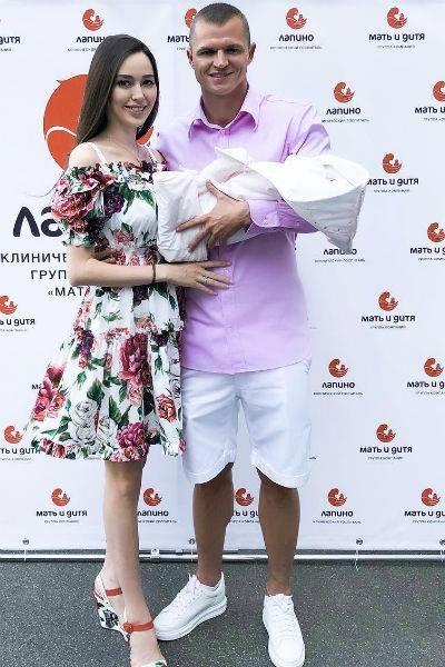Дмитрий Тарасов получил работу после родов Анастасии Костенко